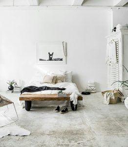 Tipo suelo dormitorio
