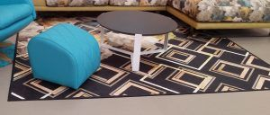Tendencias decoración 2018 - alfombra