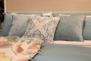 tendencias decoracion 2018 - ropa cama