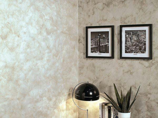 pintura pared - Pintura efecto esponjado