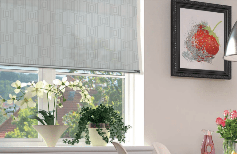 material cortina