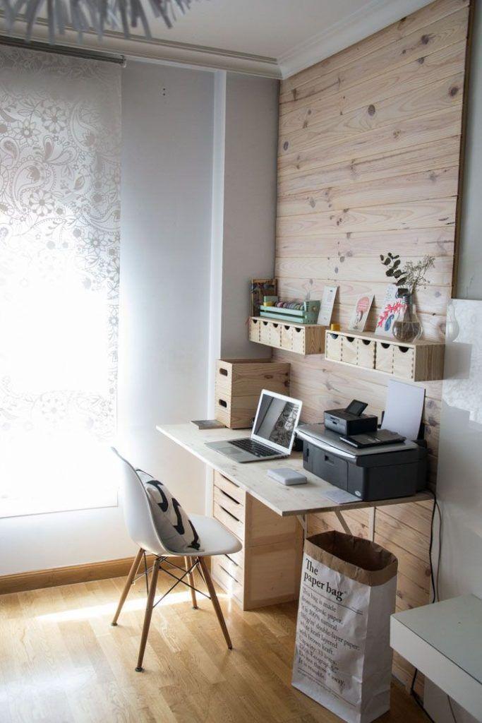 zona de trabajo estudio
