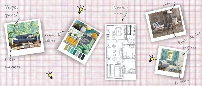 diseña tu casa - guía practica de decoración
