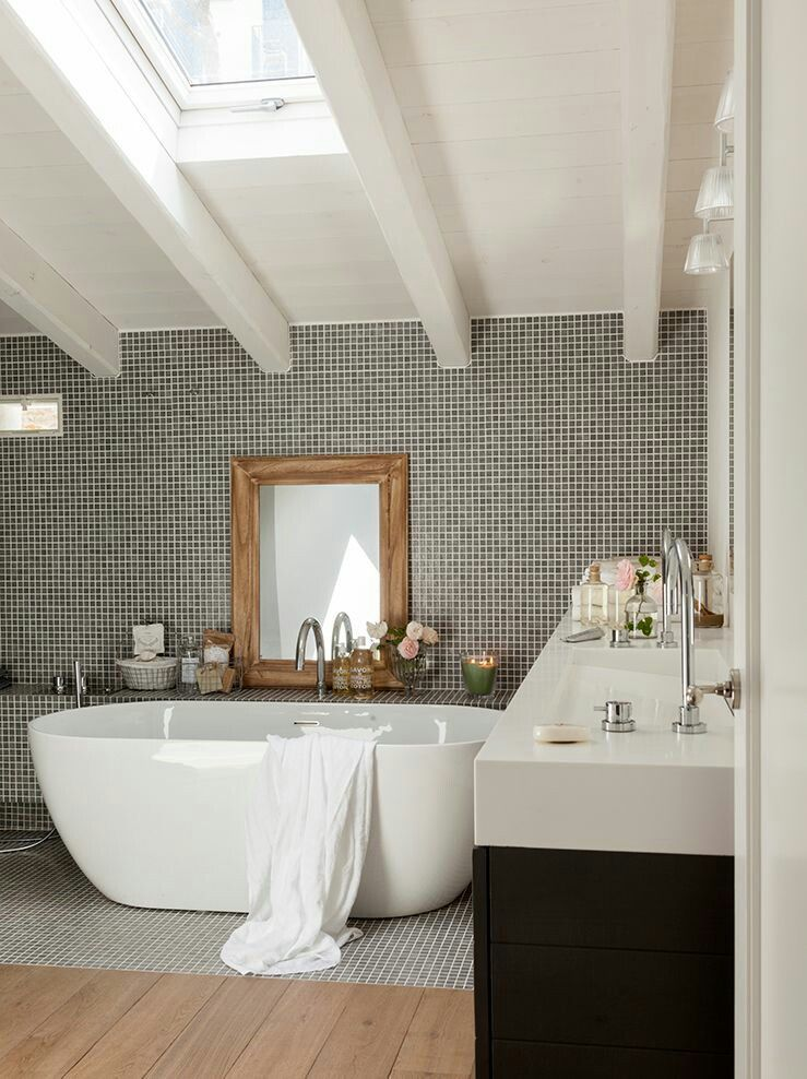 Revestimiento pared baño y cocina