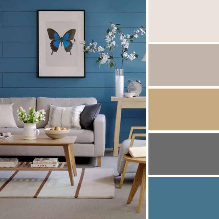 paleta de colores decoracion